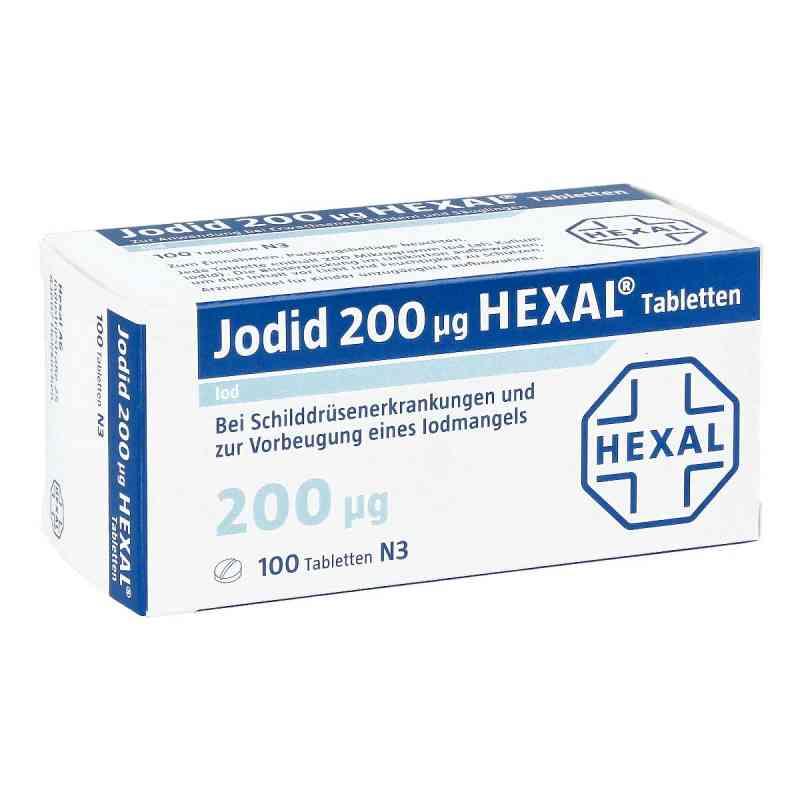 Jodid 200μg HEXAL  bei apotheke.at bestellen