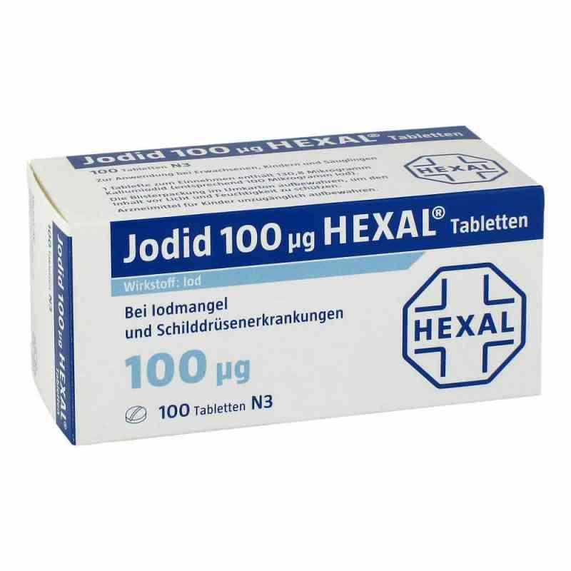 Jodid 100μg HEXAL bei apotheke.at bestellen