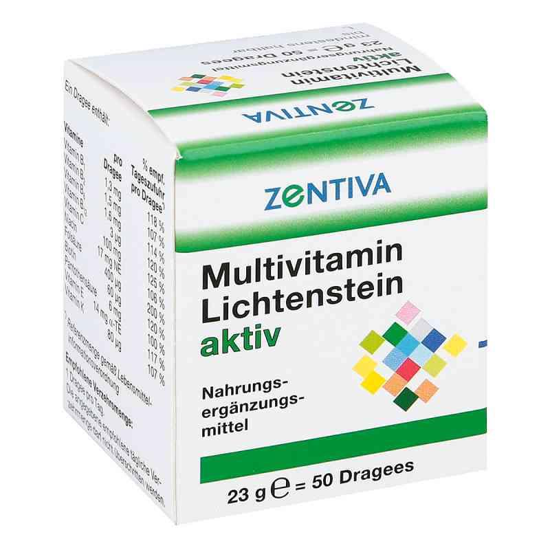 Multivitamin Lichtenstein aktiv Dragees bei apotheke.at bestellen