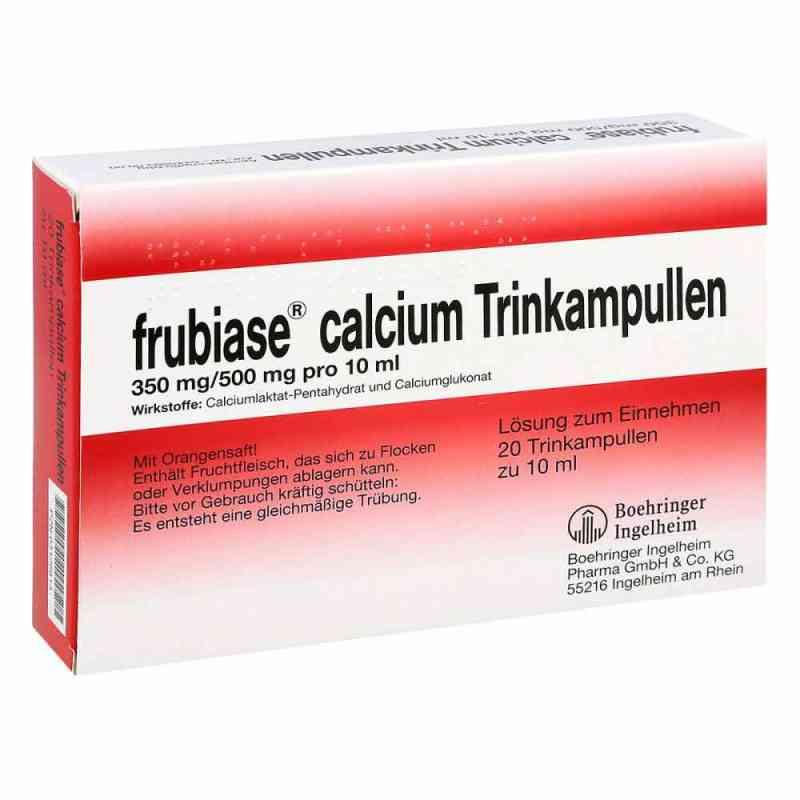 Frubiase Calcium 350mg/500mg  bei apotheke.at bestellen