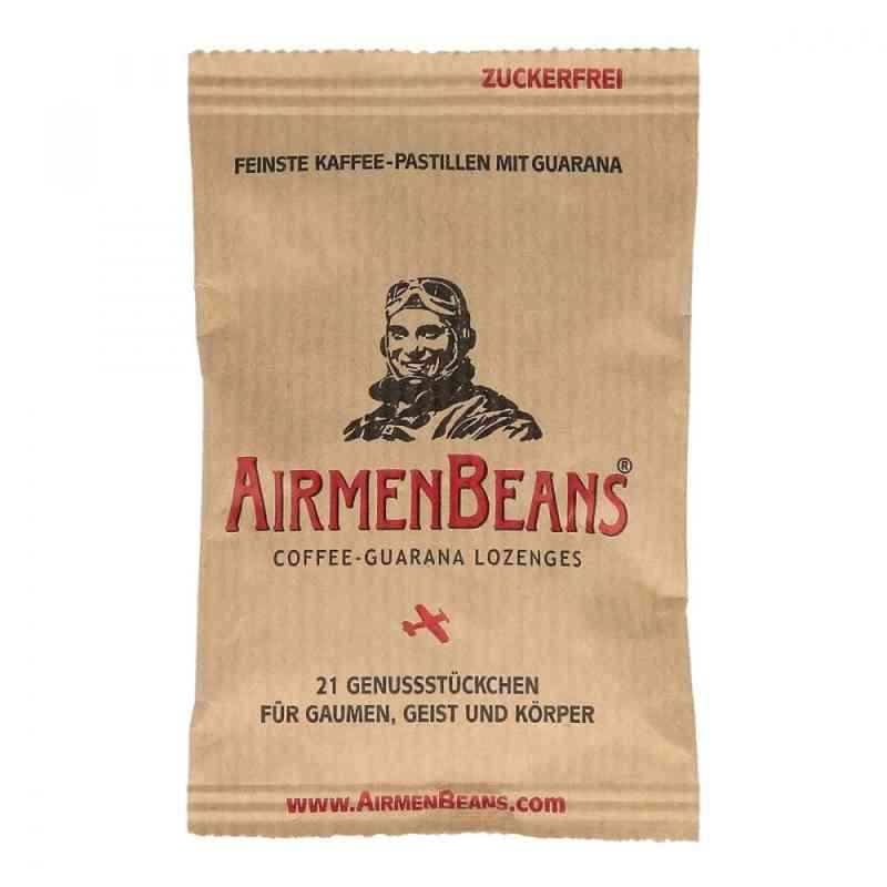Airmenbeans feinste Kaffee Pastillen mit Guarana bei apotheke.at bestellen