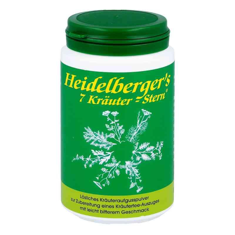 Heidelbergers 7 Kräuter Stern Tee  bei apotheke.at bestellen
