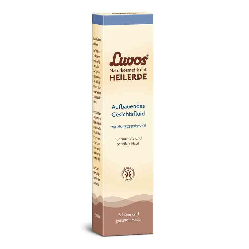 Luvos Gesichtsfluid Basispflege aufbauend bei apotheke.at bestellen
