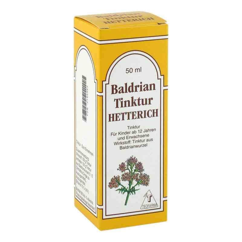 Baldriantinktur Hetterich  bei apotheke.at bestellen
