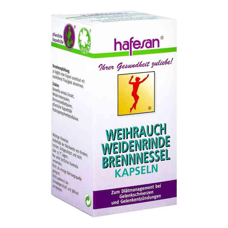 Hafesan Weihrauch+weidenrinde+brennessel Kapseln  bei apotheke.at bestellen