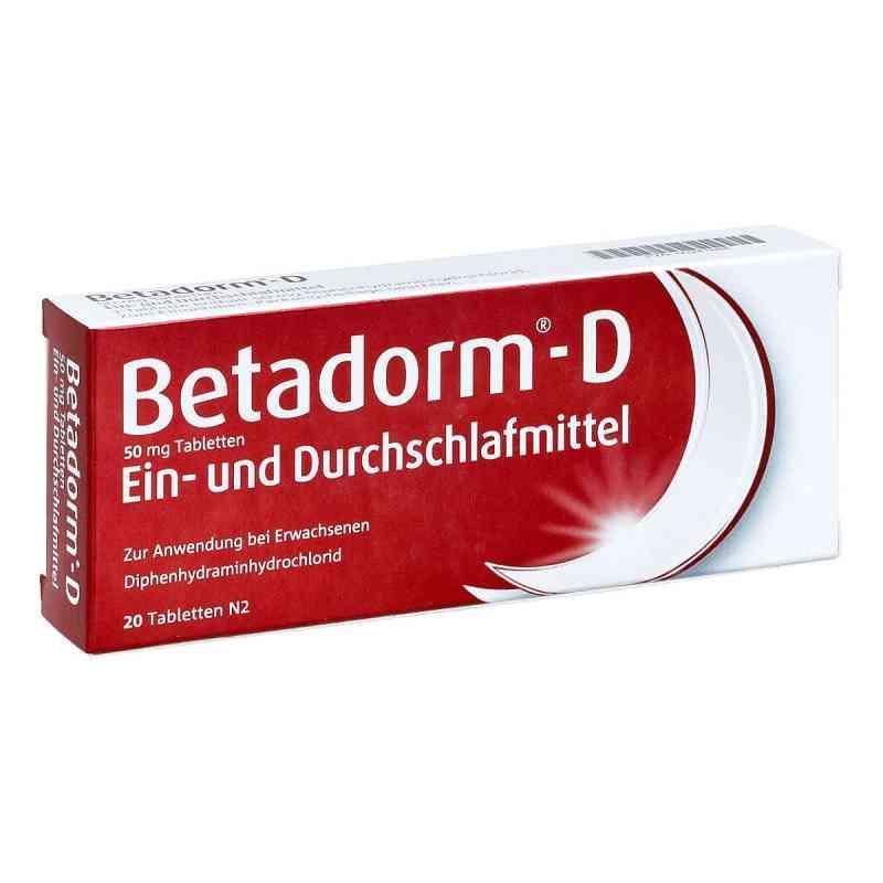 Betadorm-D bei apotheke.at bestellen