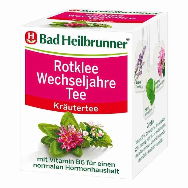 Bad Heilbrunner Tee Rotklee Wechseljahre Filterbtl bei apotheke.at bestellen