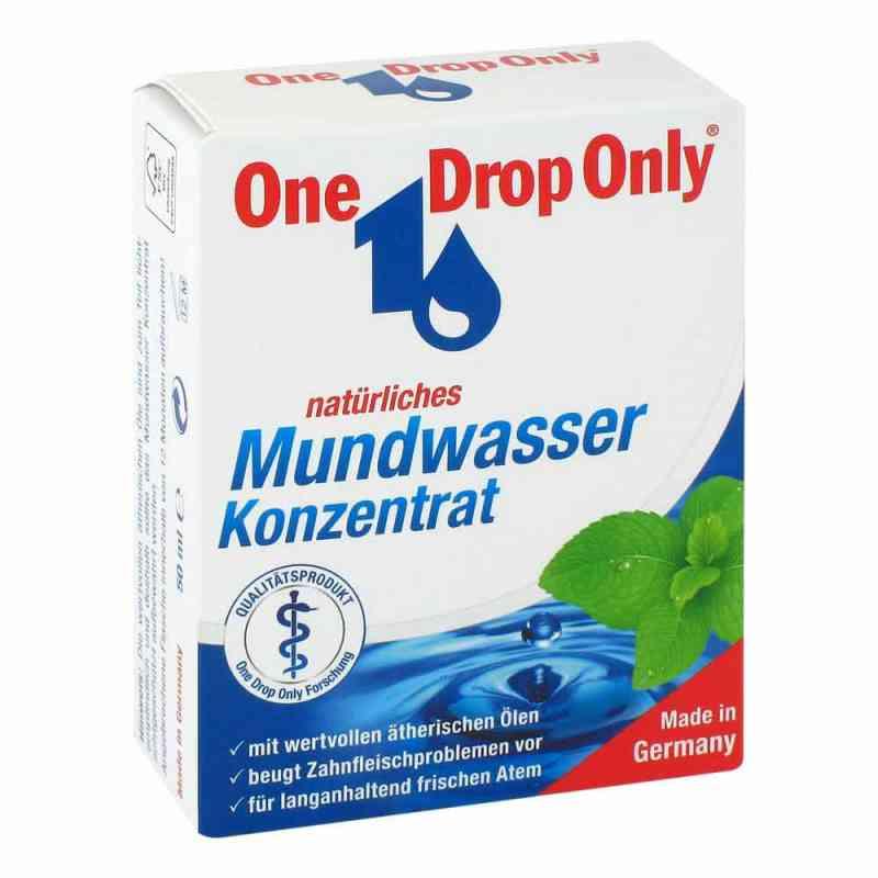 One Drop Only natürl.Mundwasser Konzentrat  bei apotheke.at bestellen