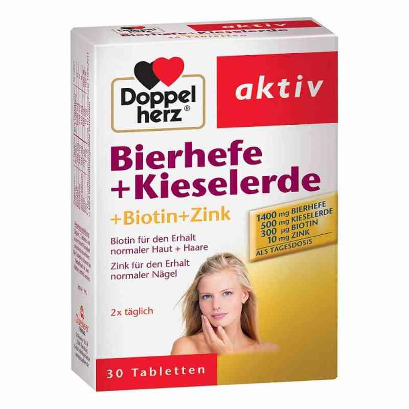 Doppelherz Bierhefe + Kieselerde Tabletten bei apotheke.at bestellen