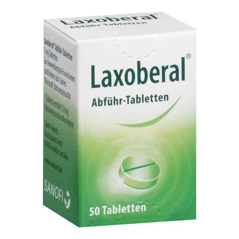 Laxoberal Abführ-Tabletten 5mg bei apotheke.at bestellen