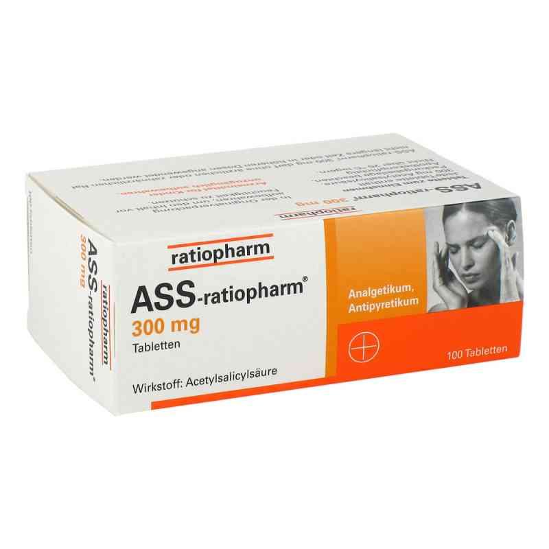 ASS-ratiopharm 300mg bei apotheke.at bestellen