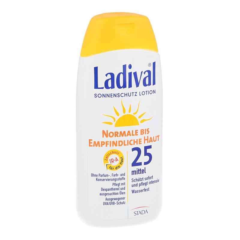 Ladival norm.bis empfindl.Haut Lotion Lsf 25 bei apotheke.at bestellen
