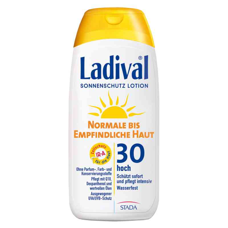 Ladival norm.bis empfindl.Haut Lotion Lsf 30 bei apotheke.at bestellen