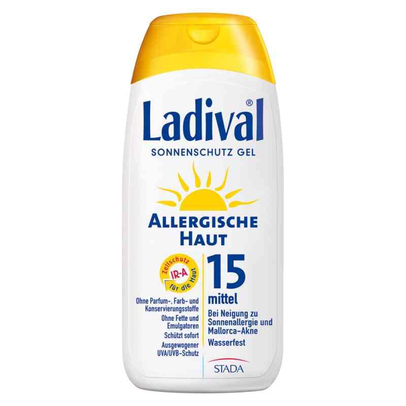 Ladival allergische Haut Gel Lsf 15 bei apotheke.at bestellen