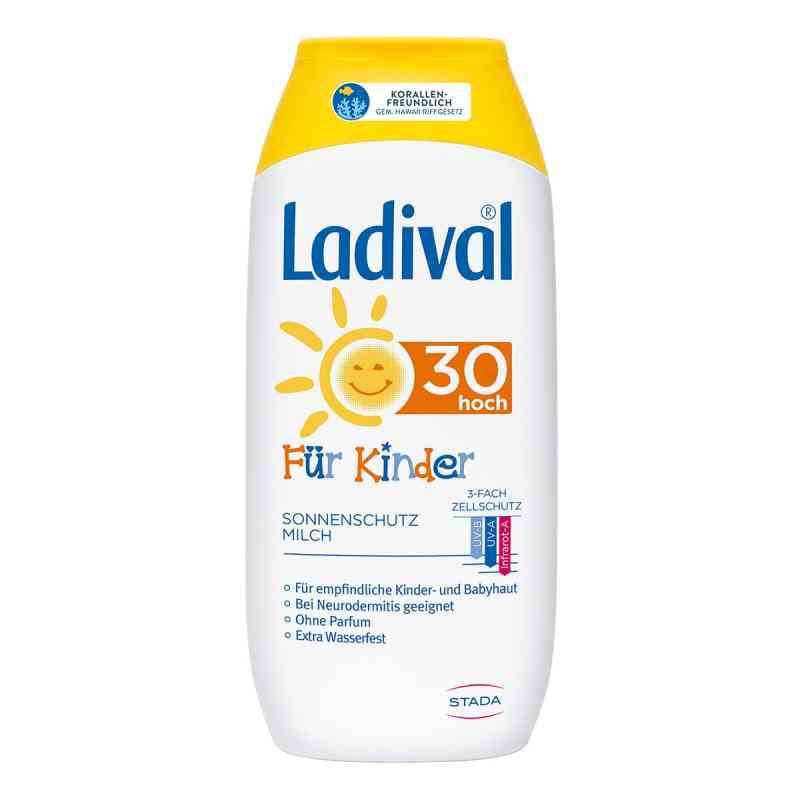 Ladival Kinder Sonnenmilch Lsf 30  bei apotheke.at bestellen