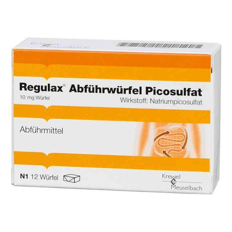 Regulax Abführwürfel Picosulfat  bei apotheke.at bestellen