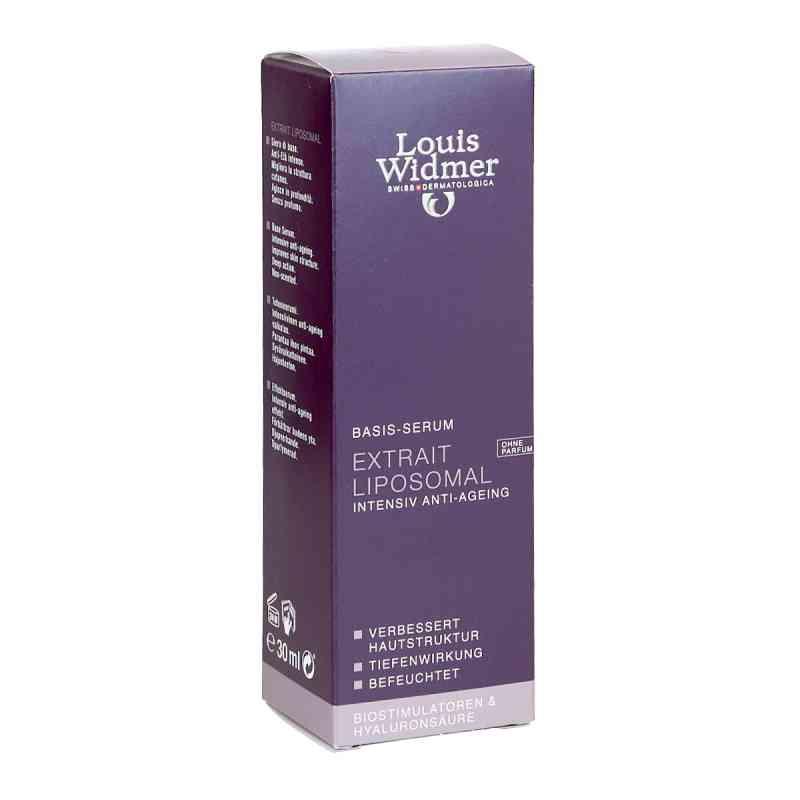 Widmer Extrait Liposomal unparfümiert bei apotheke.at bestellen