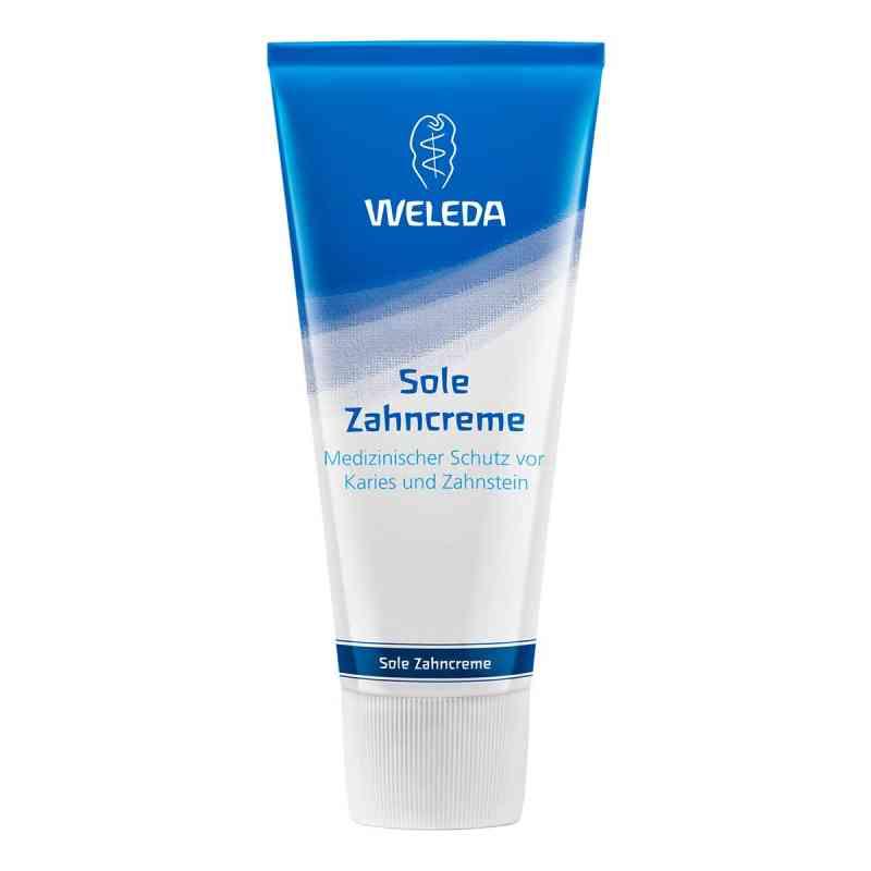 Weleda Sole Zahncreme bei apotheke.at bestellen