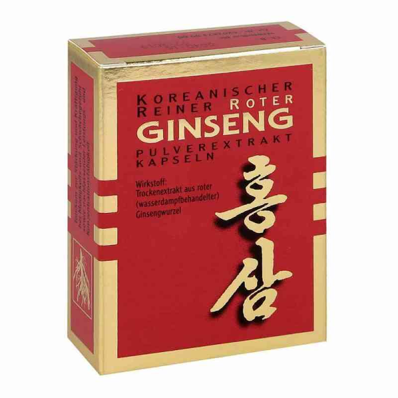 Roter Ginseng Extrakt Kapseln bei apotheke.at bestellen