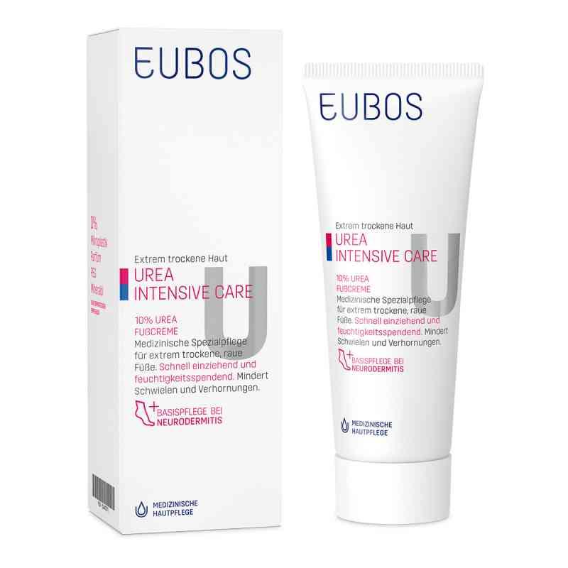 Eubos Trockene Haut Urea 10% Fusscreme bei apotheke.at bestellen