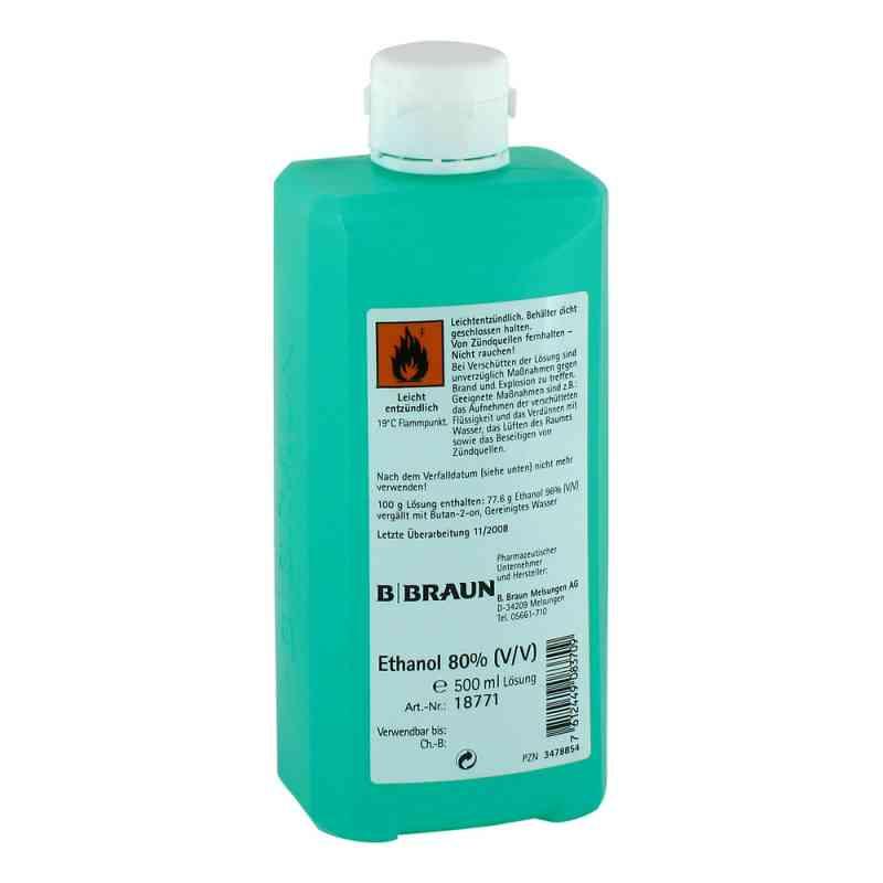 Ethanol 80% V/v Hyg.hände  bei apotheke.at bestellen