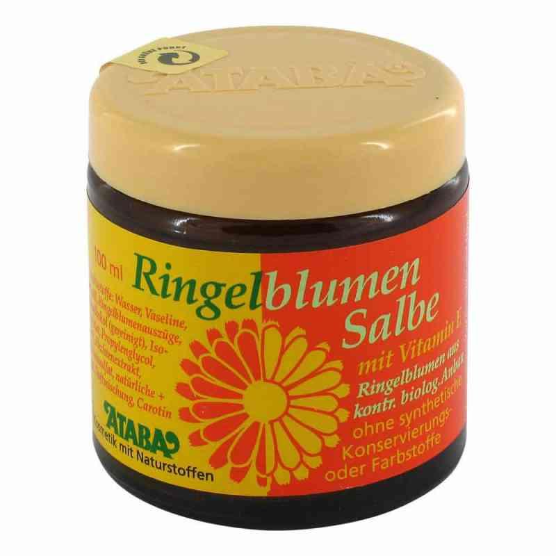 Ringelblumen Salbe mit  Vitamin E bei apotheke.at bestellen
