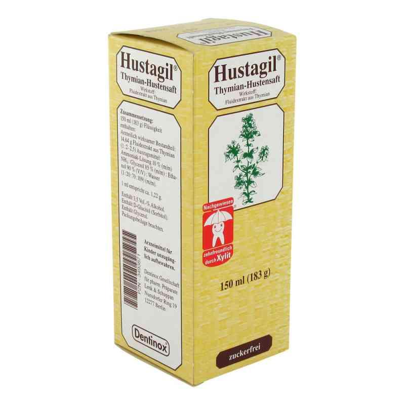 Hustagil Thymian-Hustensaft bei apotheke.at bestellen