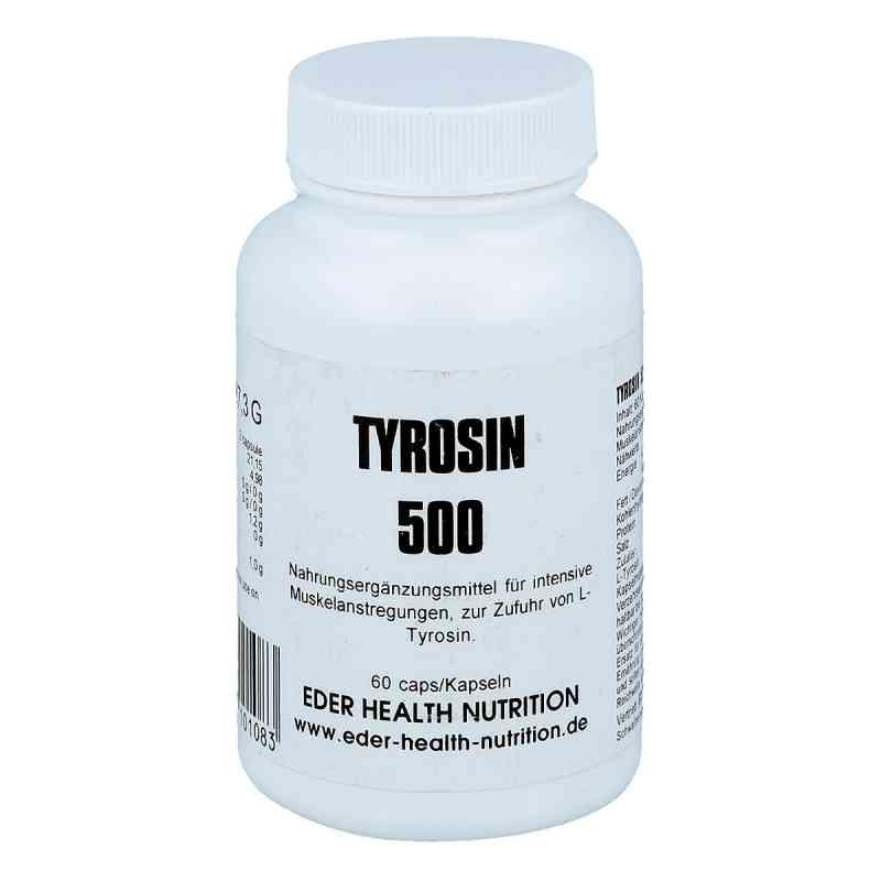 Tyrosin 500 Kapseln bei apotheke.at bestellen