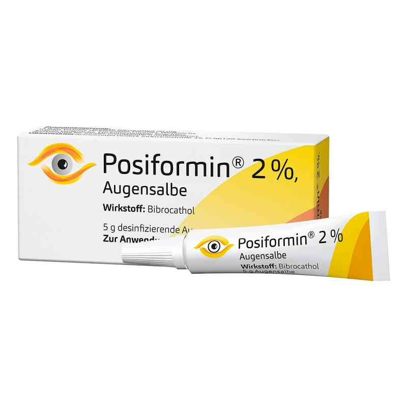 Posiformin 2% Augensalbe  bei apotheke.at bestellen