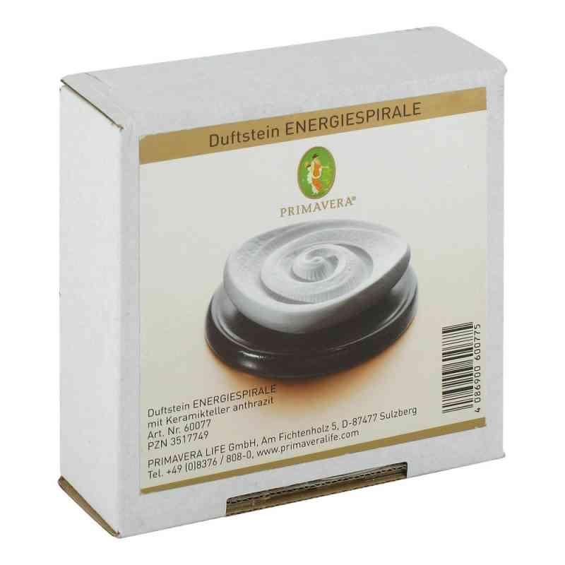 Duftstein Energiespirale Keramikteller schwarz   bei apotheke.at bestellen