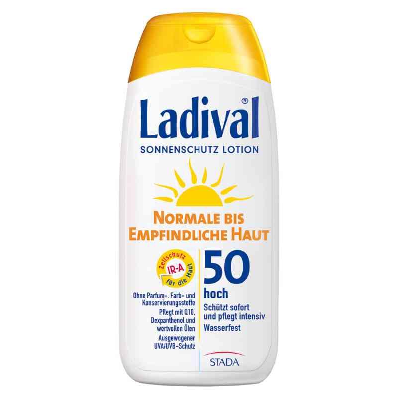 Ladival norm.bis empfindl.Haut Lotion Lsf 50 bei apotheke.at bestellen