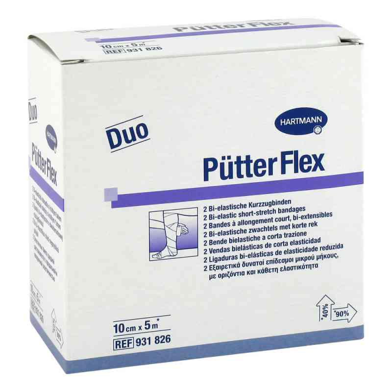 Pütter Flex Duo Binde 10 cmx5 m  bei apotheke.at bestellen