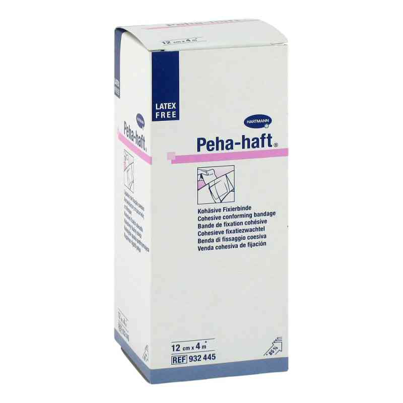 Peha Haft Fixierbinde latexfrei 12 cmx4 m  bei apotheke.at bestellen