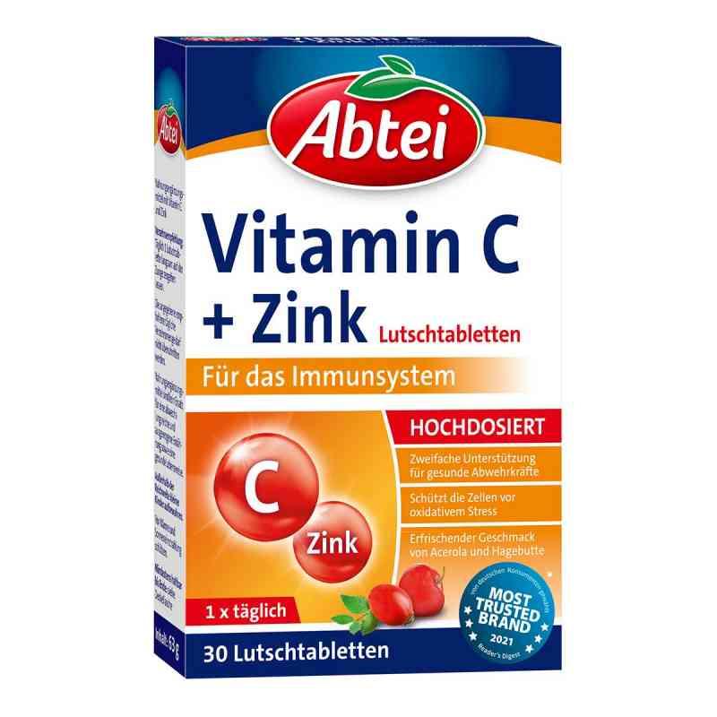 Abtei Vitamin C plus Zink Lutschtabletten  bei apotheke.at bestellen