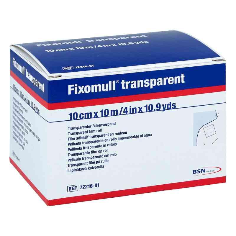 Fixomull transparent 10mx10cm  bei apotheke.at bestellen