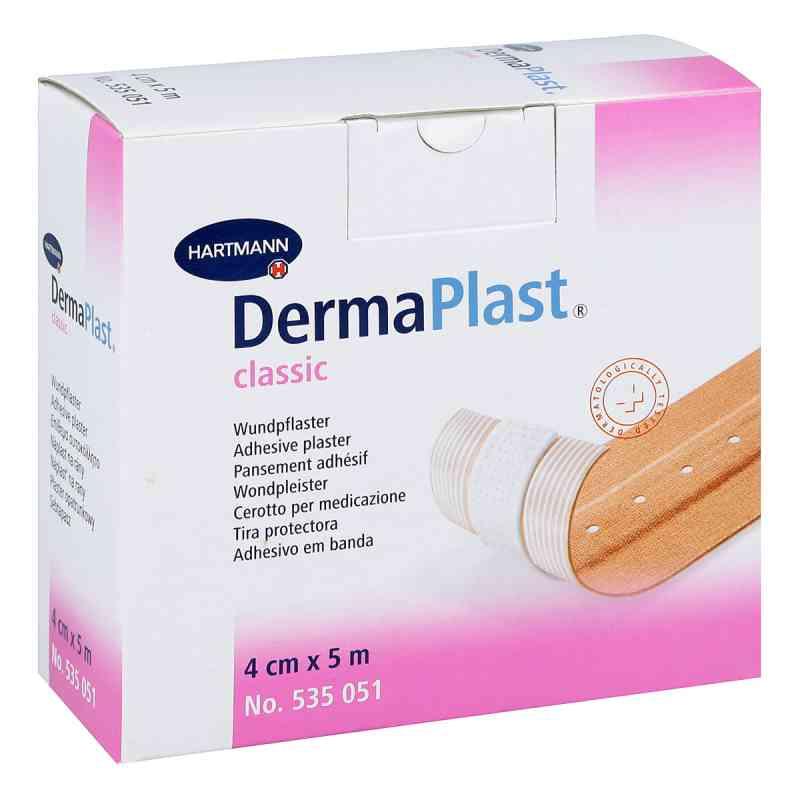Dermaplast Classic Pflaster 4 cmx5 m  bei apotheke.at bestellen