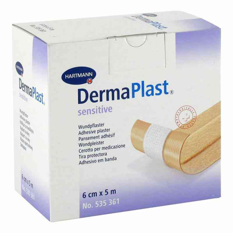 Dermaplast Sensitive Pflaster 6 cmx5 m bei apotheke.at bestellen