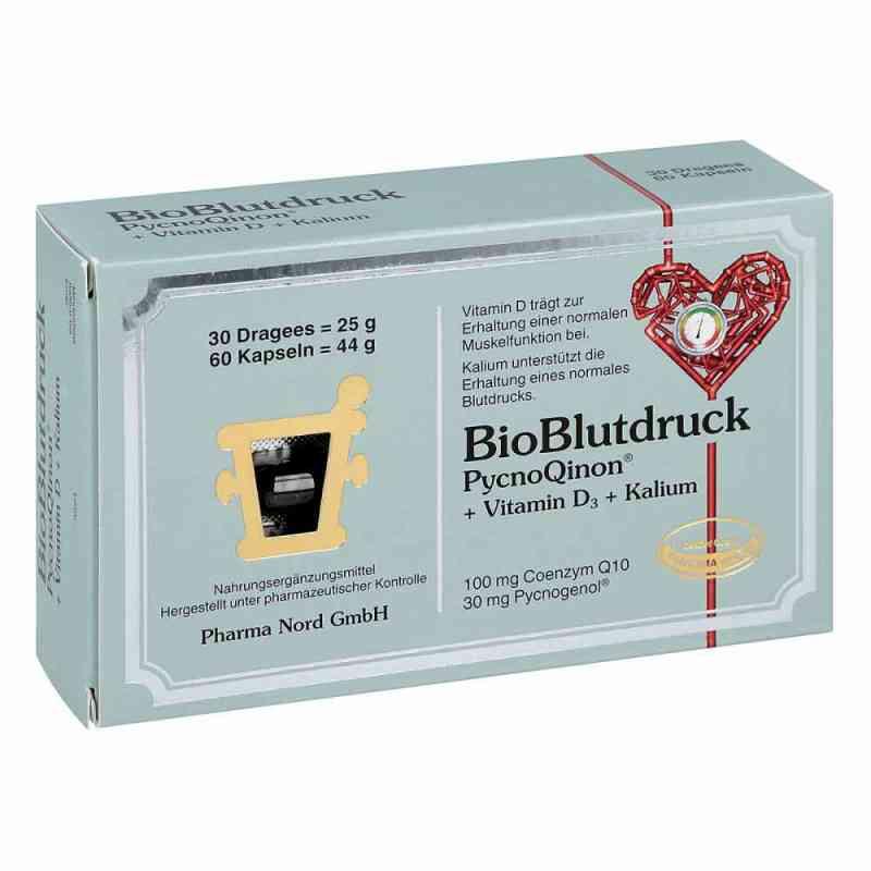Bioblutdruck Dragees+kapseln Kombipackung bei apotheke.at bestellen