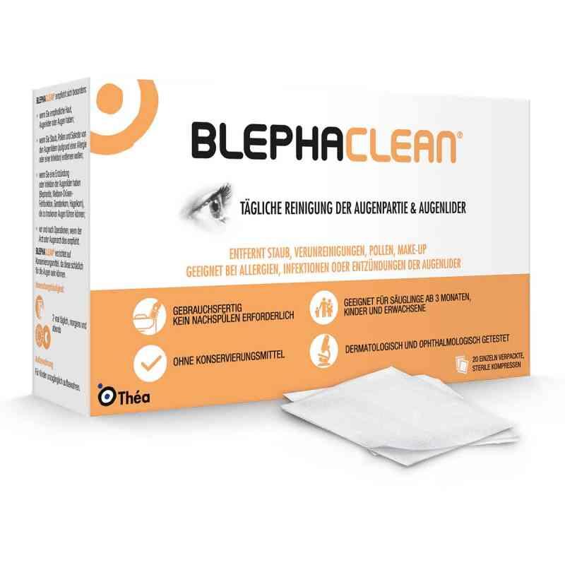 Blephaclean Kompressen sterile  bei apotheke.at bestellen