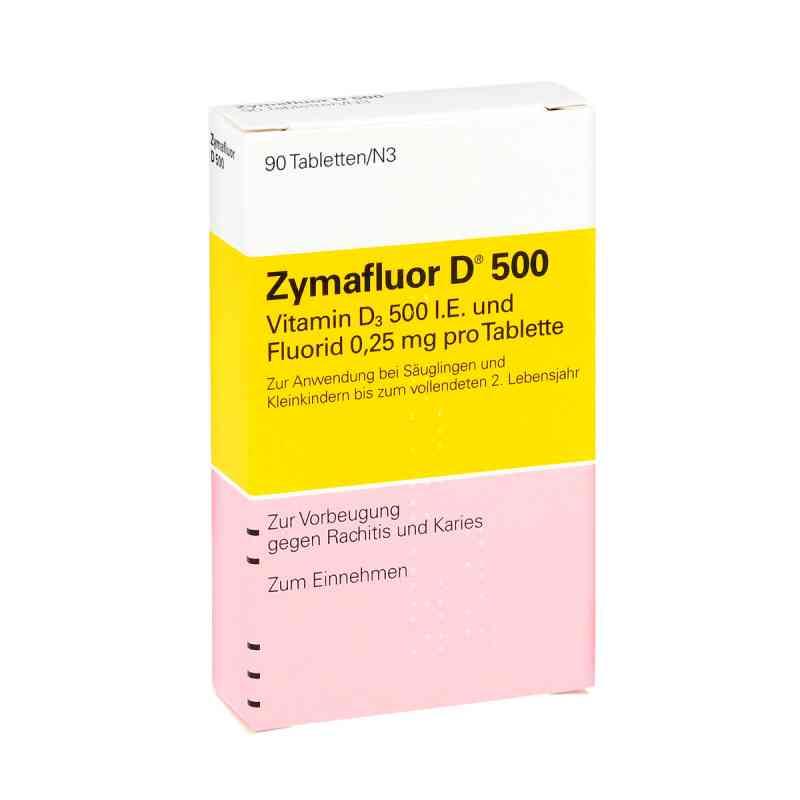 Zymafluor D 500  bei apotheke.at bestellen