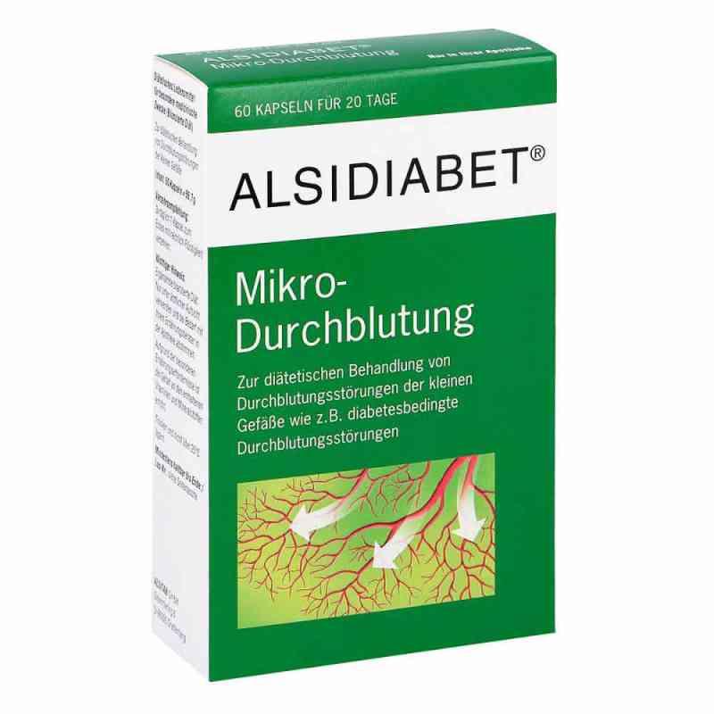 Alsidiabet Diabetiker Mikro Durchblutung Kapseln bei apotheke.at bestellen