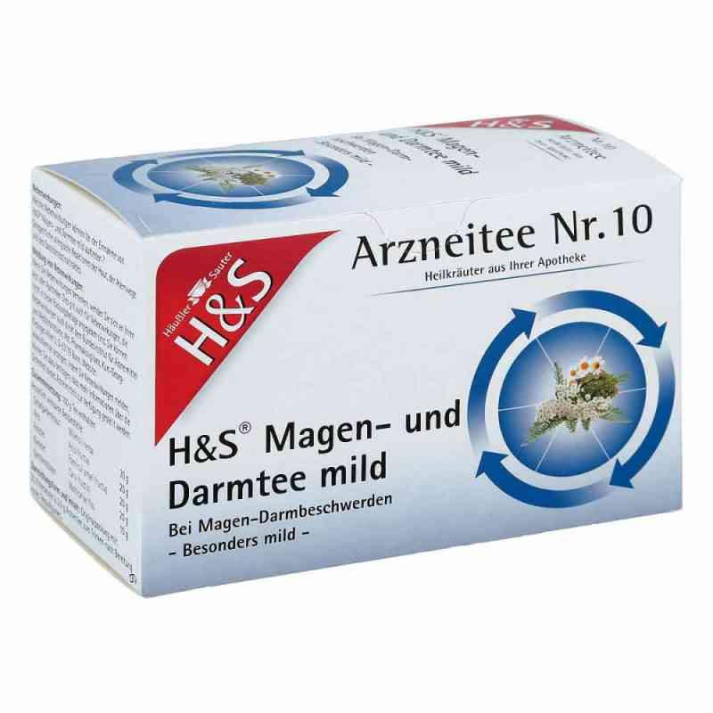 H&S Magen- und Darmtee mild bei apotheke.at bestellen