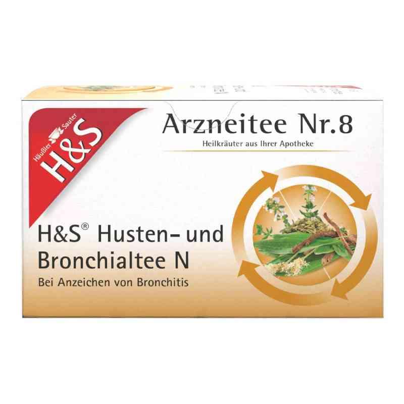 H&S Husten-und Bronchialtee N  bei apotheke.at bestellen