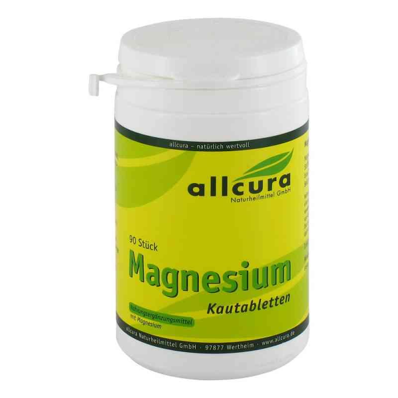 Magnesium Kautabletten ohne Zucker  bei apotheke.at bestellen
