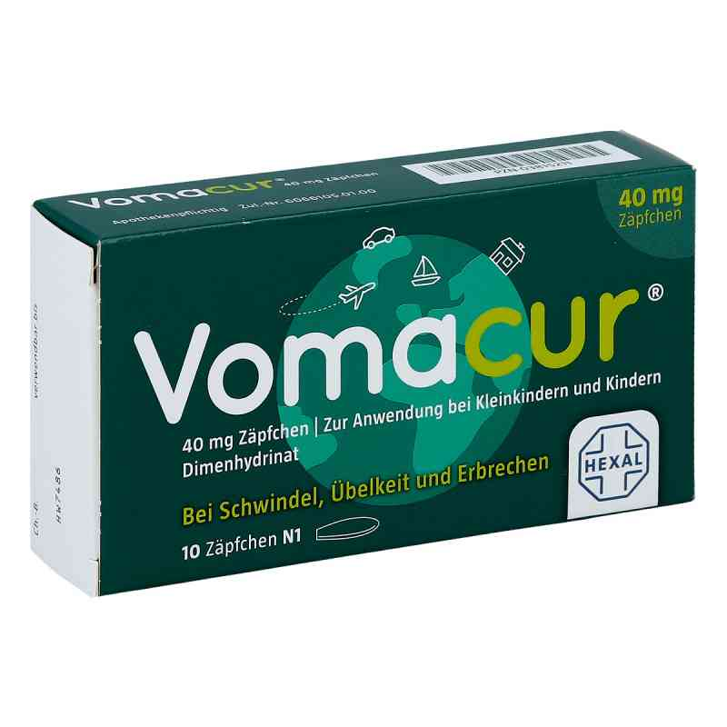 Vomacur 40mg bei apotheke.at bestellen