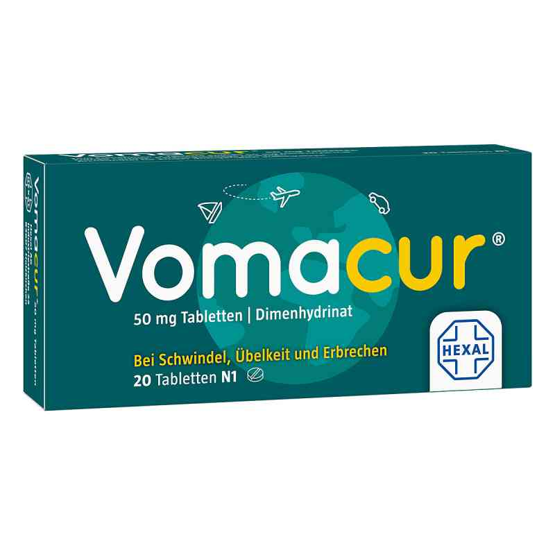 Vomacur 50mg bei apotheke.at bestellen