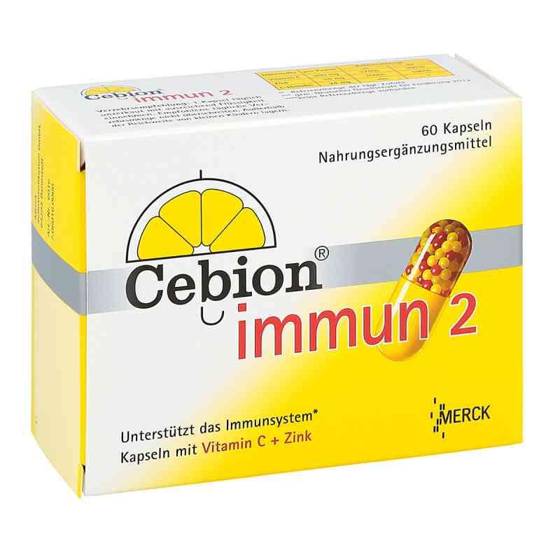 Cebion Immun 2 Kapseln  bei apotheke.at bestellen