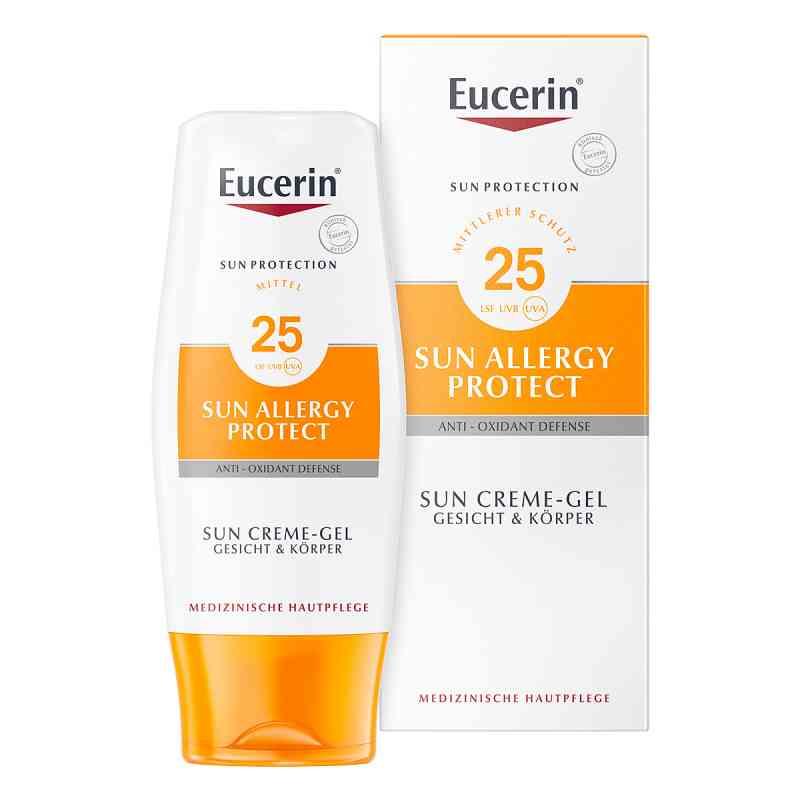 Eucerin Sun Allergie Schutz Creme-gel Lsf 25 bei apotheke.at bestellen
