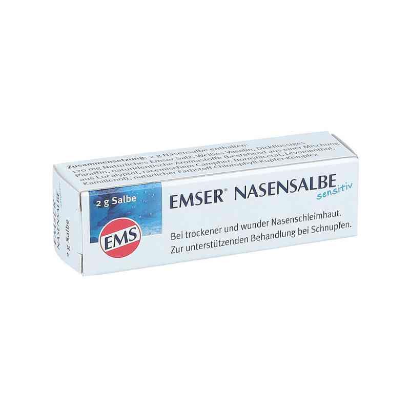 Emser Nasensalbe Sensitiv bei apotheke.at bestellen