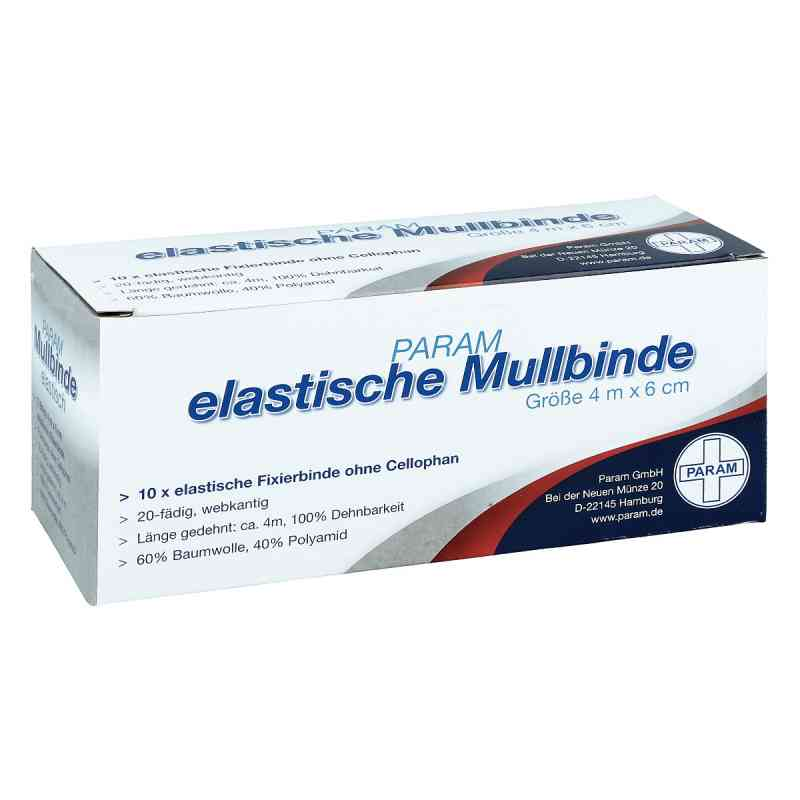 Mullbinden elastisch 6 cm ohne Cellophan   bei apotheke.at bestellen